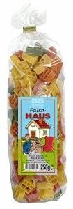 Bunte-Haus-Nudeln-Pasta Haus